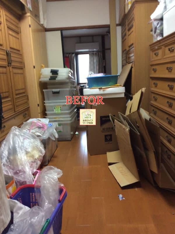家政婦 家事代行サービス |  大阪府守口市-お片付け初めてご利用のYU様