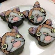 大阪・家庭生活向上セミナーの開催*デコ寿司を作れるようになろう会(土日)開催