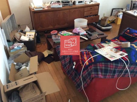 家政婦 家事代行サービス | 兵庫県神戸市東灘区-整理収納・片付け1日ご利用のお客様