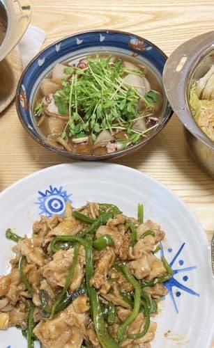 大阪府吹田市で料理代行/夕食作りの家政婦・家事代行サービスの48回目ご利用報告