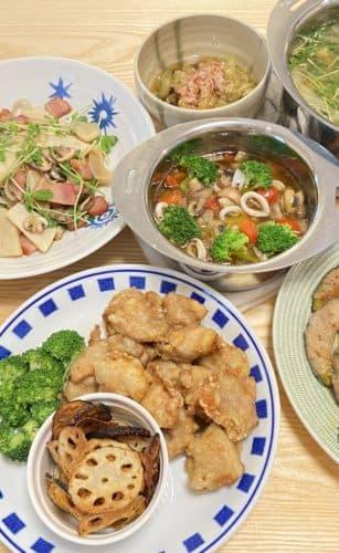 大阪府吹田市で料理代行/夕食作りの家政婦・家事代行サービスの49回目ご利用報告