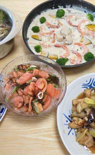 大阪府吹田市で料理代行/夕食作りの家政婦・家事代行サービスの70回目ご利用報告