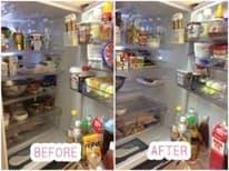 家事代行事例 冷蔵庫の食材で夕食作り