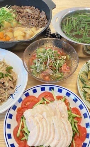 大阪府吹田市で料理代行/夕食作りの家政婦・家事代行サービスの77回目ご利用報告
