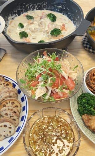 大阪府吹田市で料理代行/夕食作りの家政婦・家事代行サービスの78回目ご利用報告