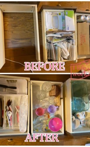大阪府大阪市平野区で整理収納/片付け/整理整頓の家政婦・家事代行サービスの2回目ご利用報告