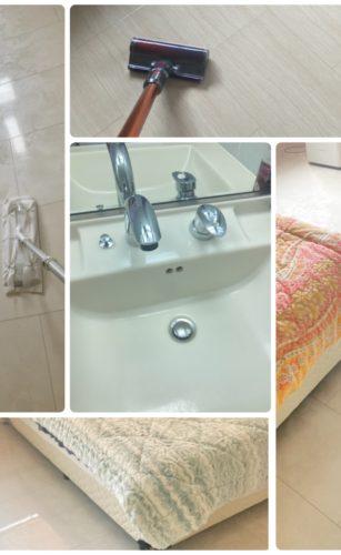 大阪府茨木市で清掃/掃除/ハウスクリーニングの家政婦・家事代行サービスの55回目ご利用報告