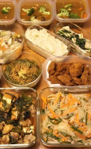 兵庫県芦屋市で料理代行/夕食作りの家政婦・家事代行サービスの25回目ご利用報告