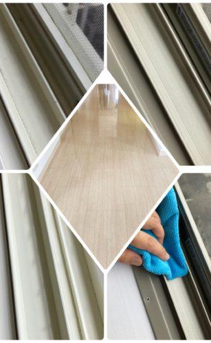 大阪府茨木市で清掃/掃除/ハウスクリーニングの家政婦・家事代行サービスの60回目ご利用報告