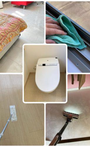 大阪府茨木市で清掃/掃除/ハウスクリーニングの家政婦・家事代行サービスの82回目ご利用報告